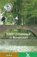 couv carte de la forêt de Bonsecours